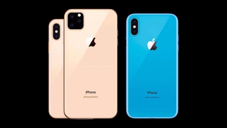 2019'da 11 yeni iPhone modeli tanıtılacak!