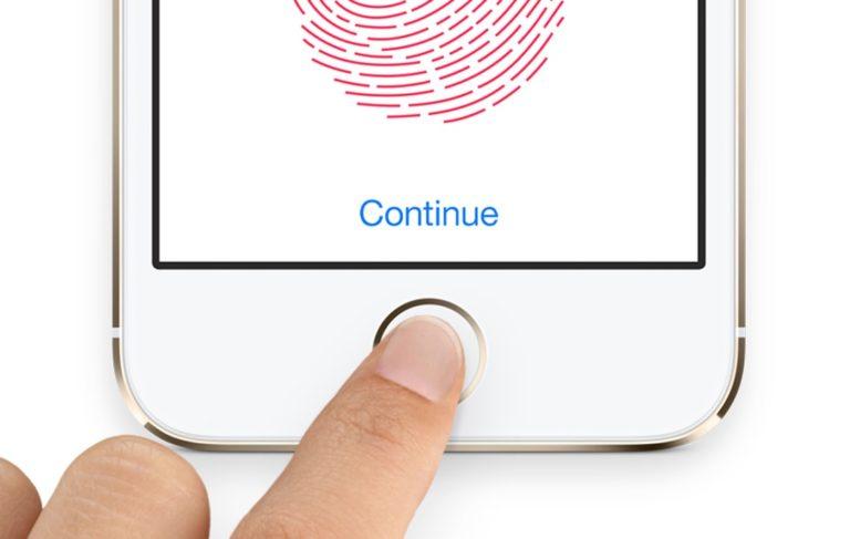 Touch ID ekrana gömülü şekilde geri dönebilir!