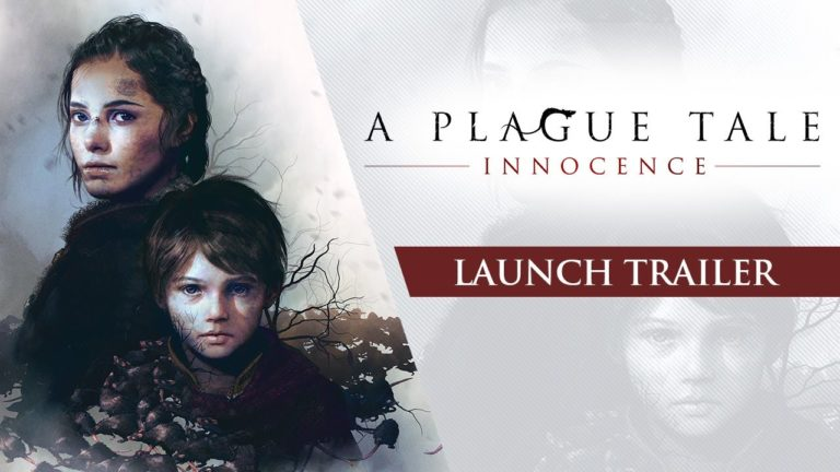 A Plague Tale Innocence için çıkış fragmanı yayınlandı