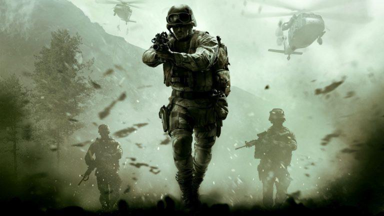 Yeni CoD oyunu belli oldu! Call of Duty Modern Warfare 2019!
