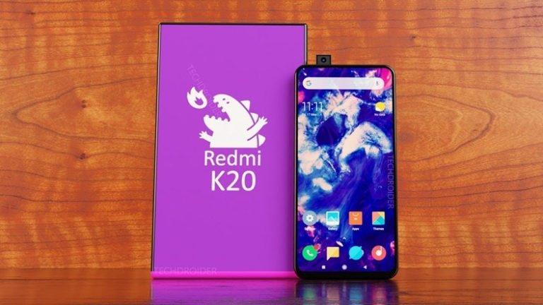 Redmi K20 batarya detayları netleşti