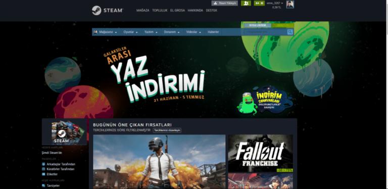 Steam yaz indirimleri 2019 ne zaman başlayacak?