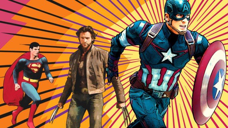 Türkiye'de en çok izlenen süper kahraman filmleri