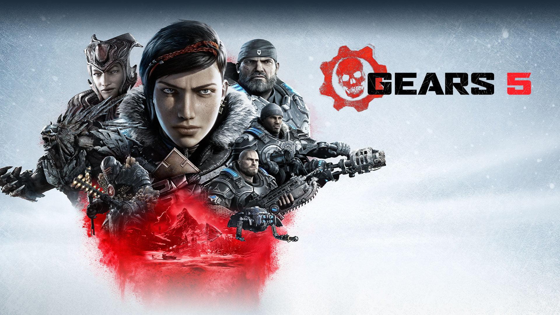 Gears 5 Türkçe