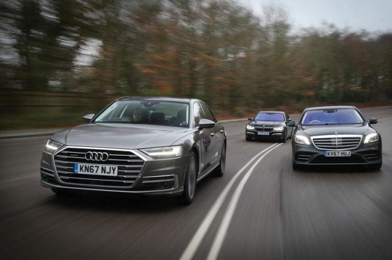 Audi BMW ve Mercedes-Benz'e karşı Çin'deki premium mücadelesine devam ediyor!