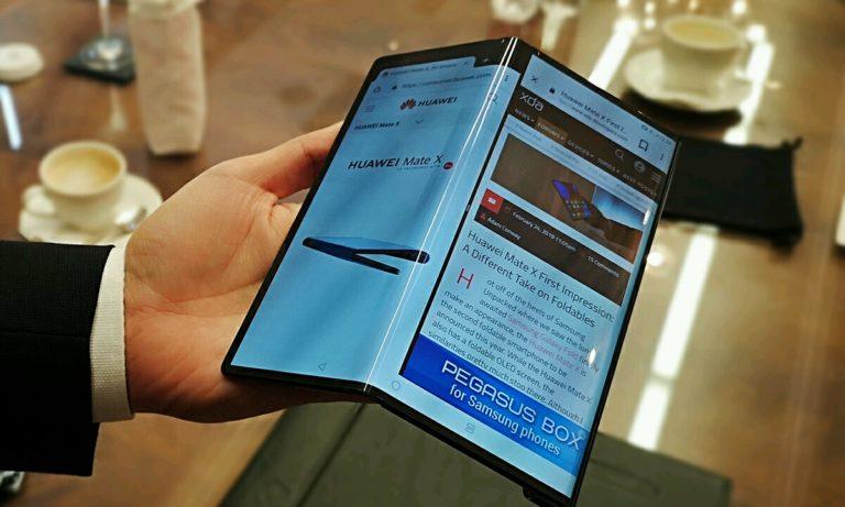 Huawei Mate X çıkış tarihi kesinleşti!