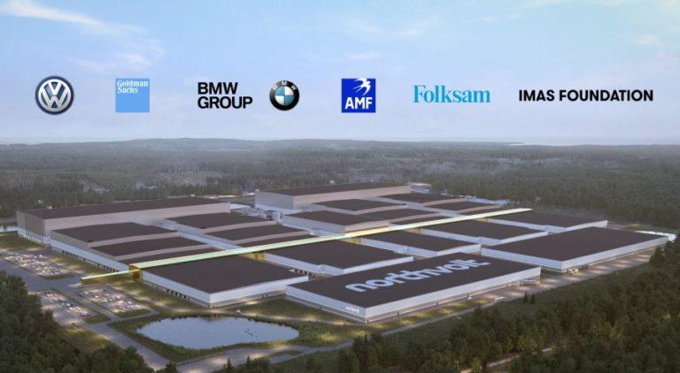 Volkswagen lityum-iyon piller için Northvolt'a 1 milyar dolar yatırım yapacak!