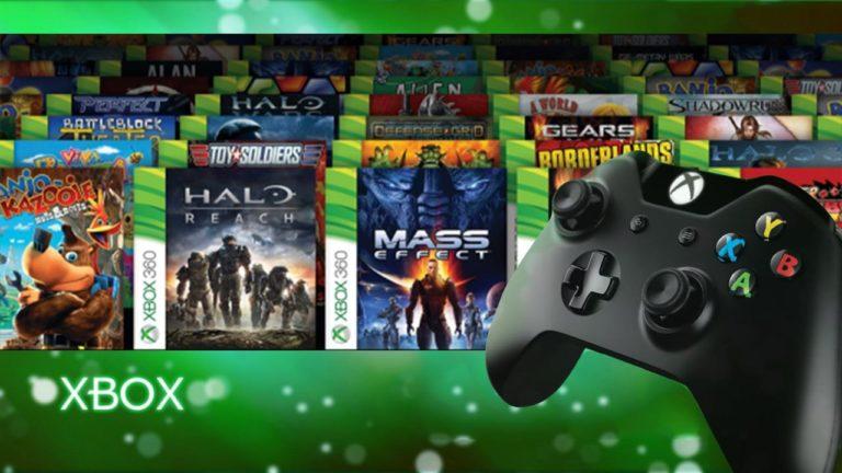 Xbox One geriye uyumluluk oyunlarına yenileri eklendi