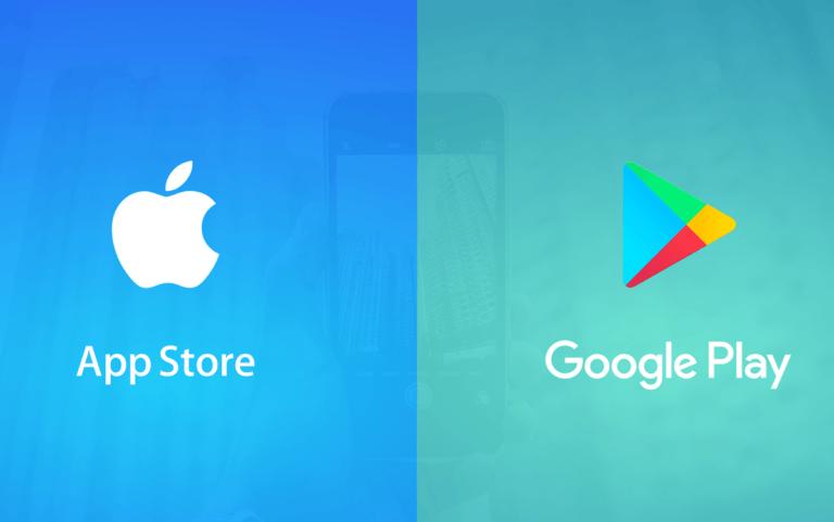 Google Play ve App Store rekor kırdı!