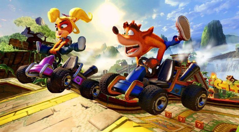 Crash Team Racing Nitro-Fueled hile kodları!