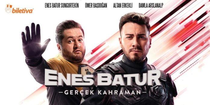 Enes Batur Gercek Kahraman Turkiye De En Cok Izlenen Film Oldu Donanim Gunlugu