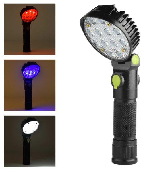 Siz yorulmayın diye Çinliler yaptı: Pocketman çok amaçlı LED fener