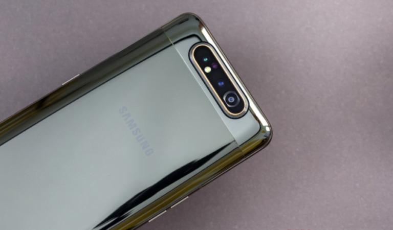 Galaxy A90 Samsung'un ilk R serisi cihazı olacak