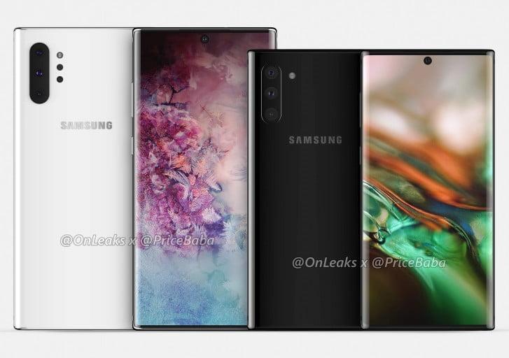 Galaxy Note10 7 Ağustos'ta tanıtılacak