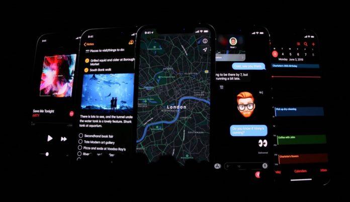 iOS 13 özellikleri