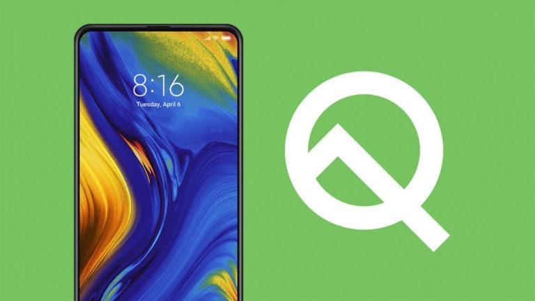 Android Q alacak Xiaomi modelleri!