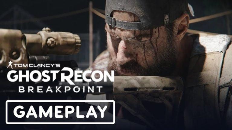 Ghost Recon Breakpoint için yeni oynanış videosu