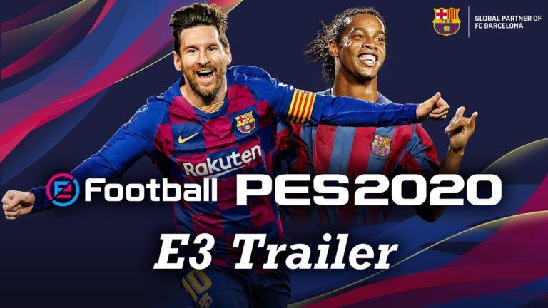 eFootball PES 2020 tanıtıldı!