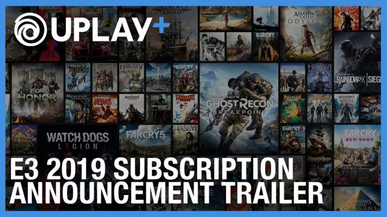Ubisoft Uplay Plus duyuruldu!