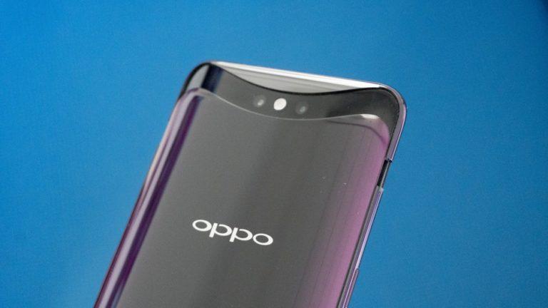 Oppo ekran altı ön kamera ile testlere başladı