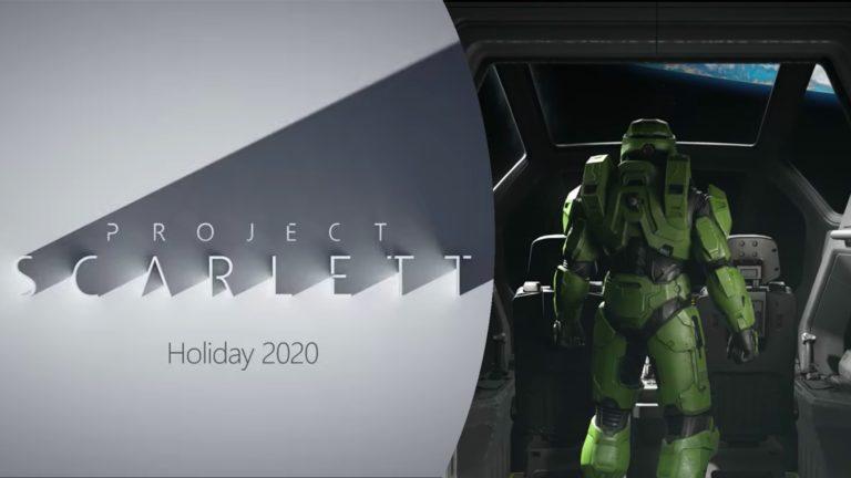Xbox Scarlett duyuruldu!