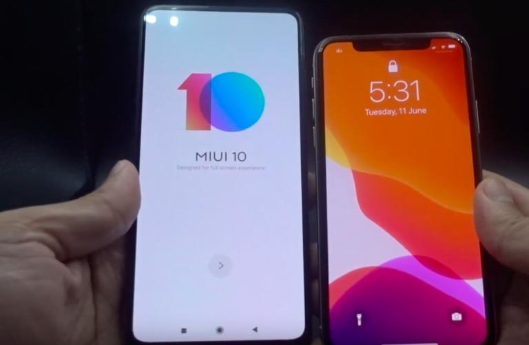 Xiaomi Mi 9T ve iPhone X kamera karşılaştırması