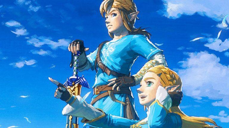 The Legend of Zelda Breath of the Wild 2 duyuruldu!