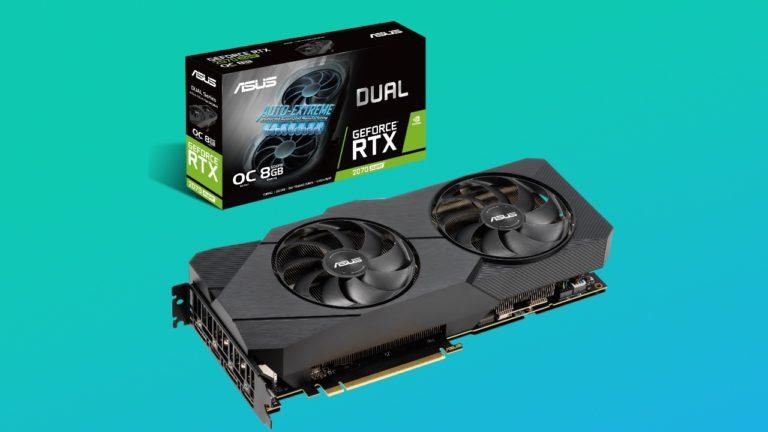 Asus Nvidia RTX 20 Super serisini duyurdu!