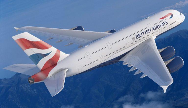 British Airways için rekor hack cezası