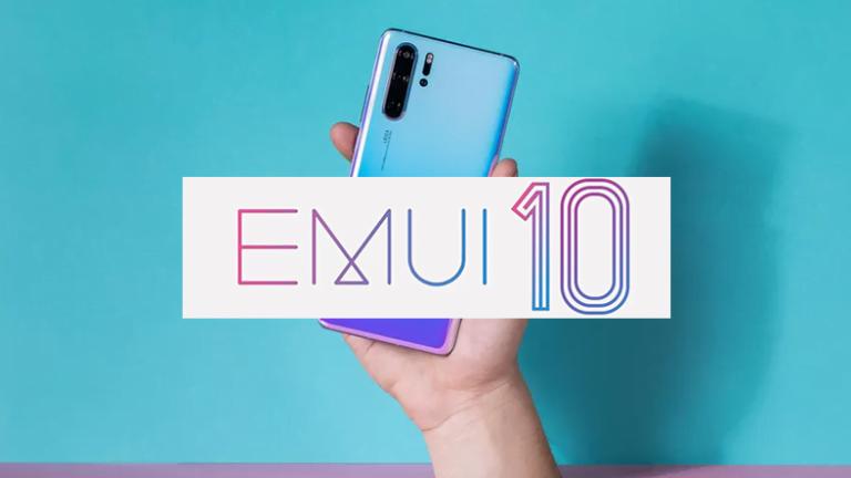 EMUI 10 alacak Huawei modelleri!