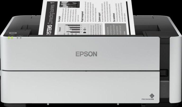 Epson'dan yepyeni EcoTank Mono yazıcı serisi