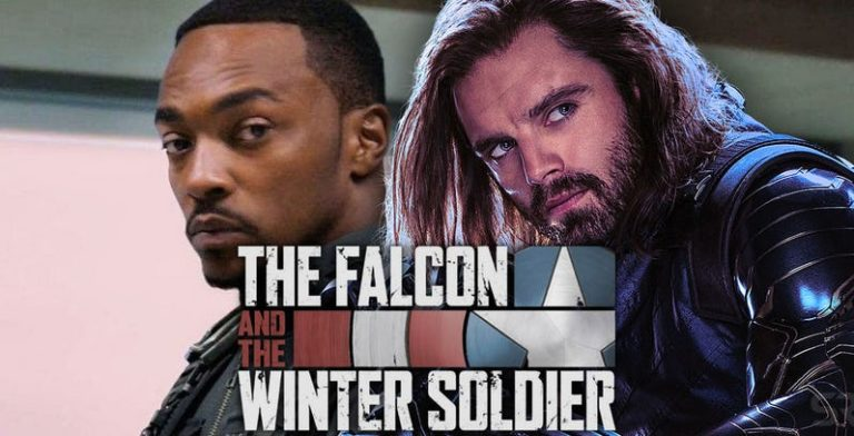 The Falcon and The Winter Soldier dizi setinden yeni paylaşım