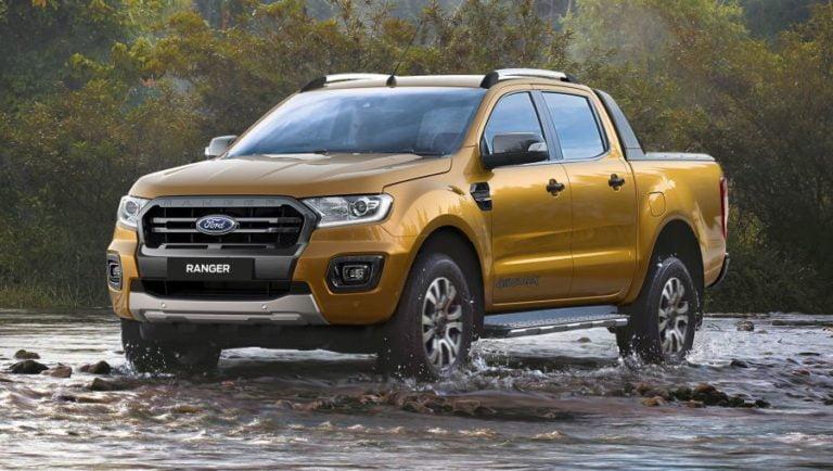 Yeni Ford Ranger Avrupa'da talep yağmuruna tutuldu!