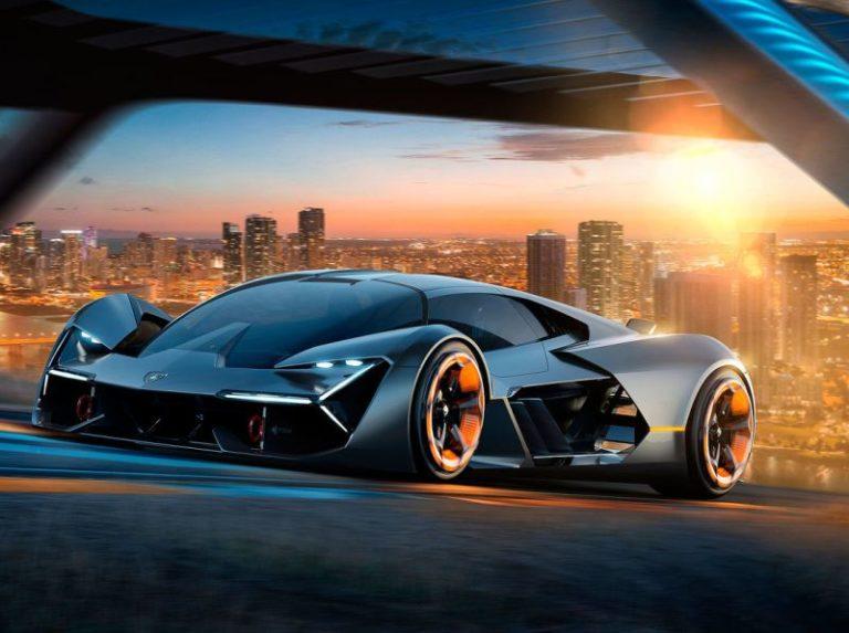 Lamborghini Unico hibridle güçlendirilmiş 840 beygirlik bir V12 ile geliyor!