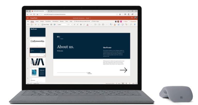 Microsoft Online kelimesini Office uygulamalarından kaldırıyor