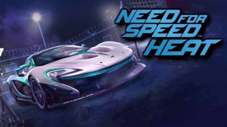 Need for Speed Heat listelendi!