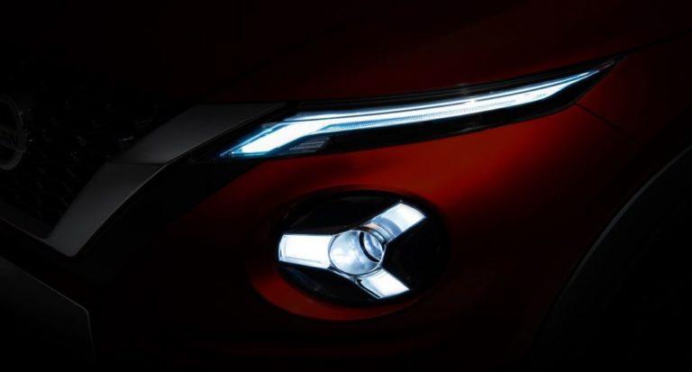 Yeni nesil Nissan Juke için ilk teaser görüntüsü geldi!
