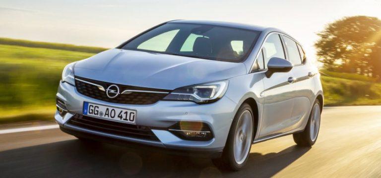 Opel Astra için yeni motor seçenekleri!