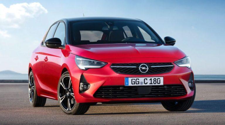 Yeni Opel Corsa için geniş motor yelpazesi!