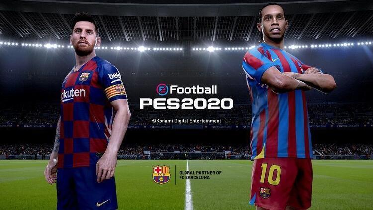 PES 2020'nin adı neden eFootball PES 2020 oldu?
