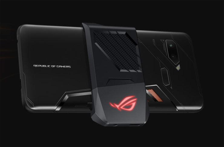 Asus ROG Phone 2 tanıtıldı! İşte özellikleri!