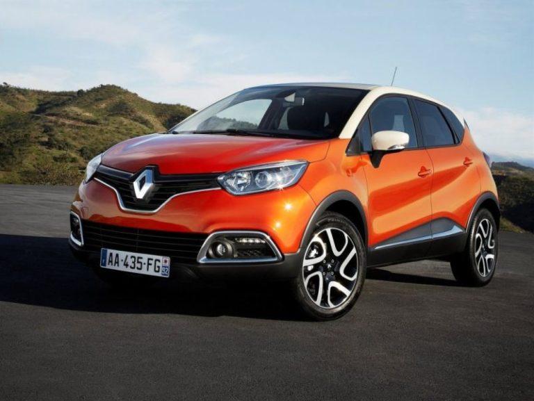 Yeni Renault Captur için plug-in hybrid motor seçeneği!
