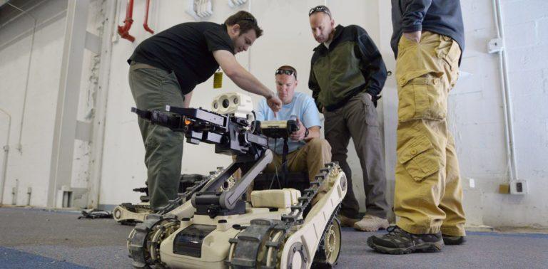 ABD robotik silahları test etmeye başlıyor