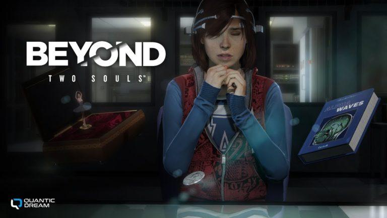 Beyond Two Souls PC artık indirilebilir!