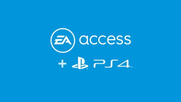 EA Access PS4 için yayınlandı! İşte fiyatlar!