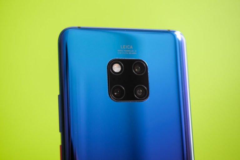 Huawei Mate 30 Pro kare şeklinde kamera modülü ile gelecek