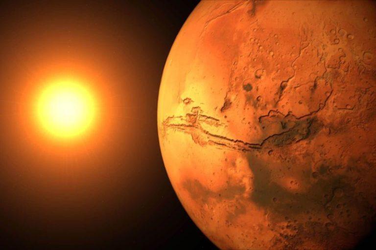 Curiosity 'ye ait Mars verileri sızdı