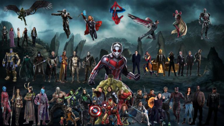 Açıklanan yeni Marvel filmleri ve vizyon tarihleri!