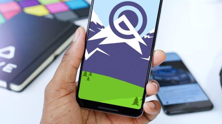 Android Q Beta 5 çıktı! İndir!