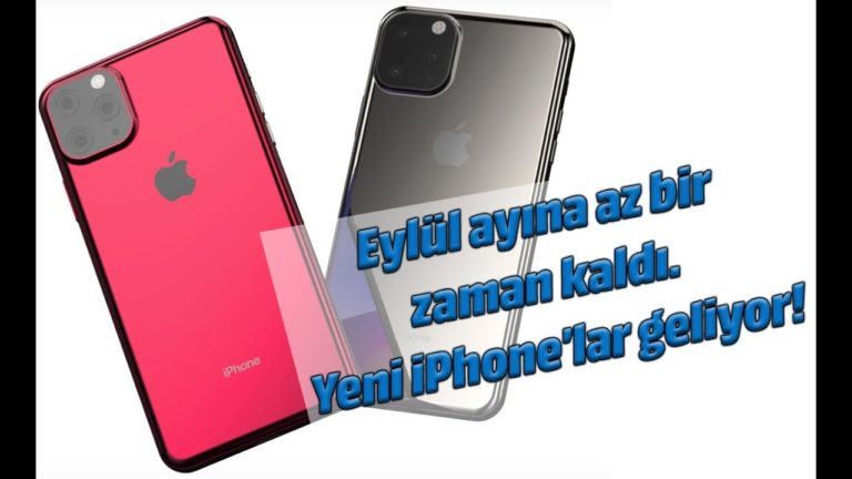Yeni iPhone nasıl olacak?